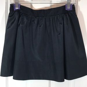 Black Theory side zip, pockets mini skirt   EUC